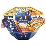 日清 ラ王 麺下分け目の戦い 特別賞 旨味豚コク味噌 126g×12個