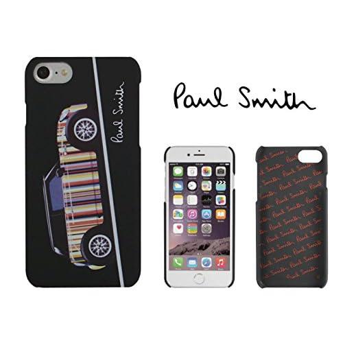 Paul Smith ポール・スミス iPhone 7 4.7インチ ハード ケース アイフォン カバー 並行輸入品 logo レインボーmini B
