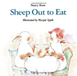 Sheep Out to Eat