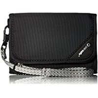 Pacsafe RFIDsafe V125 Anti-Theft RFID Blocking Tri-Fold Wallet, Grey Camo