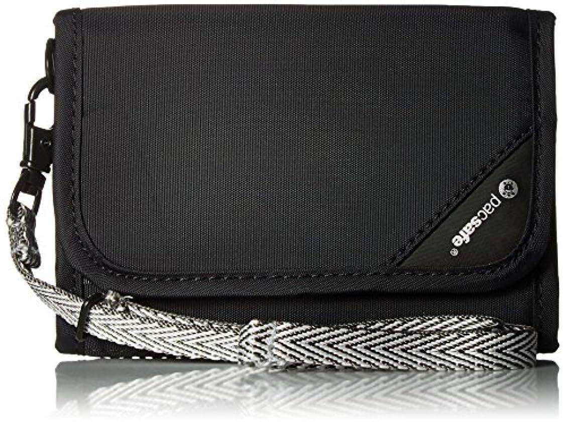 老人飽和する強制[パックセーフ] 三つ折り財布 17RFIDセーフ V125 12970201