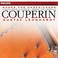 Couperin;Works for Harpsich