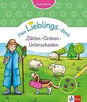Klett Mein Lieblings-Block Zaehlen, Ordnen, Unterscheiden. Kindergarten: Kindergarten ab 3 Jahren. Das kannst du alleine!