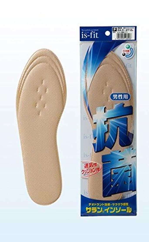 睡眠剥ぎ取る広範囲にis-fit 抗菌サラン 男性用フリー 25.0~27.0cm