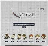 ニル・アドミラリの天秤 帝都幻惑綺譚 ふぉーちゅん☆アクリルキーホルダー vol.2 大正浪漫ver. BOX商品 1BOX=7個入り、全7種類
