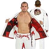 VENUM 柔術着 Absolute2.0 Crimson Viper 白(ホワイト) A1サイズ柔術衣  ブラジリアン柔術