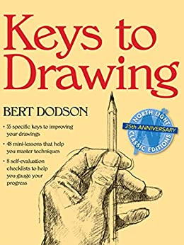 Keys to Drawing by [Dodson, Bert]