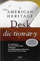 American Heritage Desk Dictionary