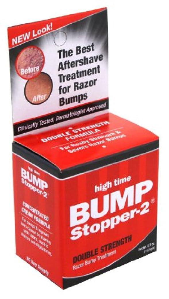 科学的フクロウジョグBump Stopper Double Strength 15 ml Treatment (3-Pack) (並行輸入品)