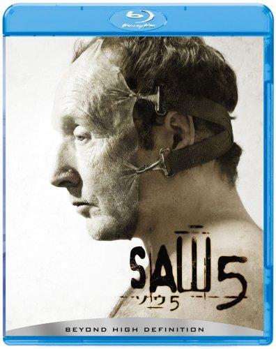 ソウ5 アンレイテッド・エディション [Blu-ray]の詳細を見る