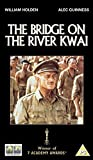 The Bridge on the River Kwai [VHS] [Import]