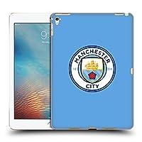 オフィシャルManchester City Man City FC ブルー フルカラー バッジ iPad Pro 9.7 (2016) 専用ハードバックケース