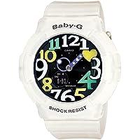 カシオ Baby-G ベビーG 並行輸入品 ジェリー マリン シリーズ レディース 腕時計 BGA-131-7B4DR 白/黒 海外モデル [時計] [時計]