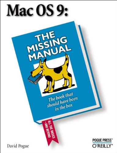 Download Mac OS 9: The Missing Manual 1565928571