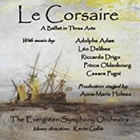 Le Corsaire-a Ballet in Three Acts