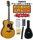YAMAHA ヤマハ エレアコギター AC1M VN ヴィンテージナチュラル 初心者7点セット
