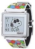 [エプソン スマートキャンバス]EPSON smart canvas PEANUTS/65周年記念限定3rdモデル 腕時計 W1-PN2054L