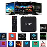 Yuntab Xbmc/KODI TV Box Android 4.4 Amlogic S805 Quad Core(1.5GHZ) 1GB/8GB 搭載 Bluetooth4.0TVチューナー・キャプチャーボード