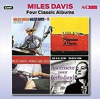 4 Classic Albums - Miles Davis - Miles Ahead / Sketches Of Spain / Porgy And Bess / Ascenseur Pour L Echafaud- by Miles Davis (2013-03-27)