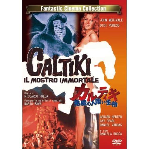 カルティキ/悪魔の人喰い生物 [DVD]