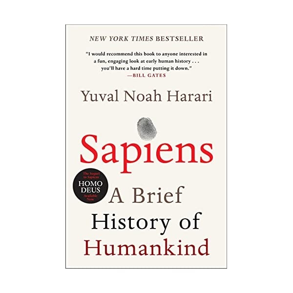 Sapiens: A Brief History...の商品画像