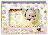 キシマ Kishima ミィエル ベビーアルバム Pink ピンク KP-31027 0ヶ月~36ヶ月 出産祝い