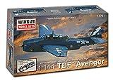 ミニクラフト 1/144 第二次世界大戦 アメリカ海軍 TBF アベンジャー プラモデル MC14731