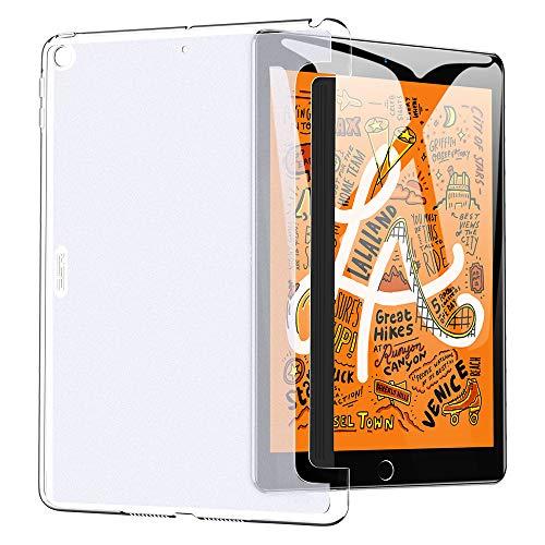 ESR iPad Mini 5 2019 ケース クリア バックカバー [Smart Cover非対応]軽量 スリム ハード PC キズ防止 指...