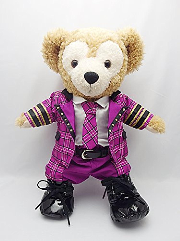 D-cute ダッフィー Sサイズ (全長43cm) 衣装 コスチューム hdn106