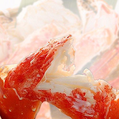 厳選 天然 本 タラバガニ 脚 極太2肩 4人分 たらば蟹 約2kg