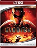 The Chronicles of Riddick (Unrated Director's Cut) [HD DVD] by Vin Diesel