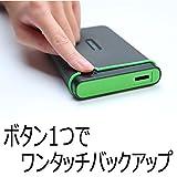 Transcend USB3.0/2.0 2.5インチHDD ポータブルハードディスク 耐衝撃 M3シリーズ 1TB 3年保証 TS1TSJ25M3