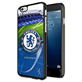 【 Chelsea FC / チェルシー】 海外オフィシャル商品 iPhone6 / iPhone6s (4.7インチ) 3Dハードケース 液晶保護フィルム付 [並行輸入品]