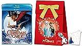 【メーカー特典あり】Disney's クリスマス・キャロル ブルーレイ(「アナと雪の女王」オリジナル ギフトバッグ付) [Blu-ray]