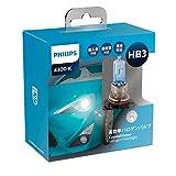 PHILIPS(フィリップス) ヘッドライト ハロゲン バルブ HB3 4300K 12V 65W クリスタルヴィジョン CrystalVision 輸入車対応 2個入り CV-H5-2