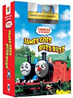 James Goes Buzz Buzz [DVD]