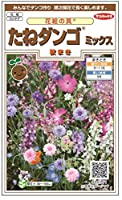 【種子】 たねダンゴ ミックス 花絵の具 秋まき サカタのタネ