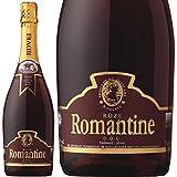 ルーマニア産スパークリングワイン:ジドヴェイ ロマンティン ロゼ