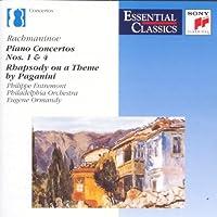 Rachmaninov;Piano Concs.1&4