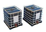 プラスモデル 1/35 1000リットル屋外燃料タンク レジンキット CP350495