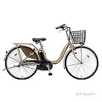 BRIDGESTONE(ブリヂストン) 18年モデル アシスタベーシック A6BD18 26インチ 電動アシスト自転車 専用充電器付 (T.Xサンドベージュ)