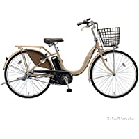 BRIDGESTONE(ブリヂストン) 18年モデル アシスタベーシック A6BD18 26インチ 電動アシスト自転車 専用充電器付