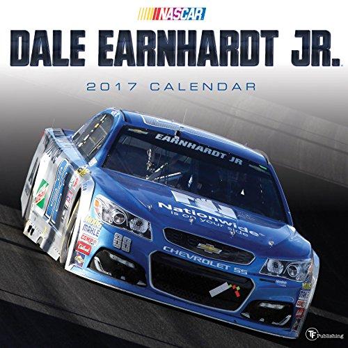 Dale Earnhardt Jr. 2017 Calendar