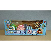 Robocar Poli Soft Toy (Bath Toy)