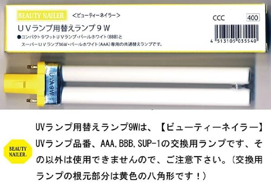 歴史的流星緊張するビューティーネイラー BBB-1用交換替 UVライト
