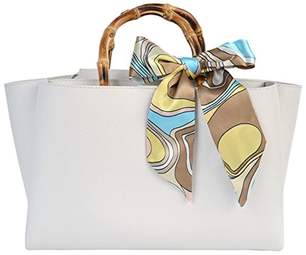 くぼみラッドヤードキップリング幾分(カービーズ) curvy's ハンドバッグ ハンドバック ハンド バッグ 鞄 カバン bag ショルダーバッグ ショルダー 2way バンブーハンドル バンブー スカーフ