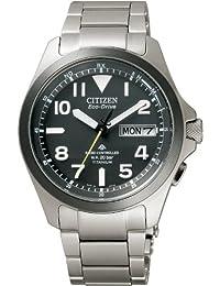 [シチズン]CITIZEN 腕時計 PROMASTER プロマスター ランド Eco-Drive エコ・ドライブ 電波時計 PMD56-2952 メンズ