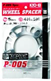 KYO-EI [ 協永産業 ] Wheel Spacer [ 5mm 4/5H ] PCD98-114.3 ...
