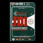 ◆RADIAL JDI Direct Box ラディアル パッシブ DI 『並行輸入品』