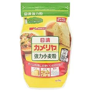 日清フーズ カメリヤ(チャック付) 1kg